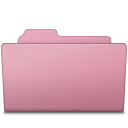 Open Folder Sakura icon