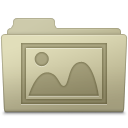 Photo Folder Ash icon