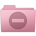 Private Folder Sakura icon