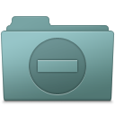 Private Folder Willow icon