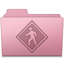 Public Folder Sakura icon