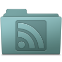 RSS Folder Willow icon