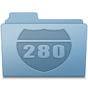 Route-Folder-Blue icon