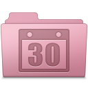 Schedule Folder Sakura icon