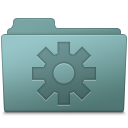 Setting Folder Willow icon