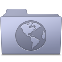 Sites-Folder-Lavender icon