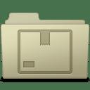 Stock Folder Ash icon