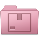 Stock Folder Sakura icon