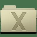 System Folder Ash icon