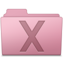 System Folder Sakura icon