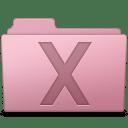 System Folder Sakura icon