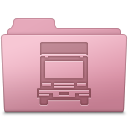Transmit Folder Sakura icon