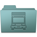 Transmit-Folder-Willow icon