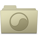 Universal Folder Ash icon