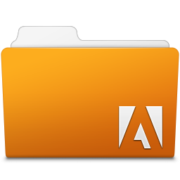 Adobe Illustrator Folder icon