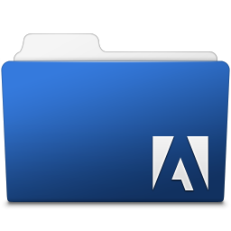 Adobe Photoshop Folder icon