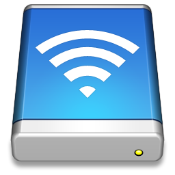 AirPort Disk icon