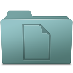 Documents Folder Willow icon