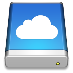 IDesk Blue icon