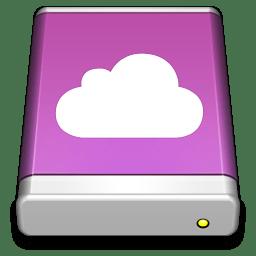IDesk Purple icon