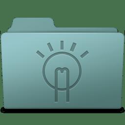 Idea Folder Willow icon