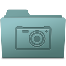 Pictures Folder Willow icon