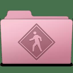 Public Folder Sakura icon