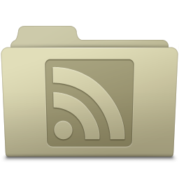 RSS Folder Ash icon