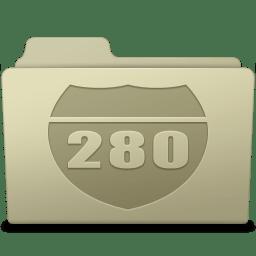 Route Folder Ash icon