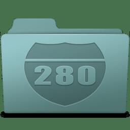 Route Folder Willow icon