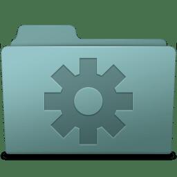 Setting Folder Willow icon