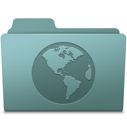 Sites Folder Willow icon