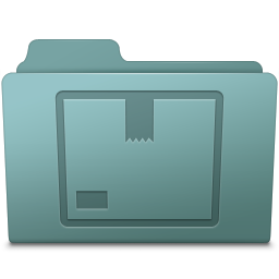 Stock Folder Willow icon