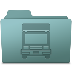 Transmit Folder Willow icon