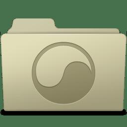 Universal Folder Ash icon