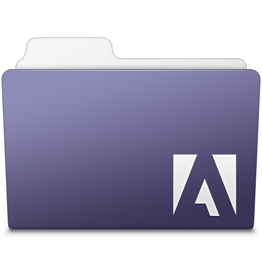 Adobe After Effects Folder icon