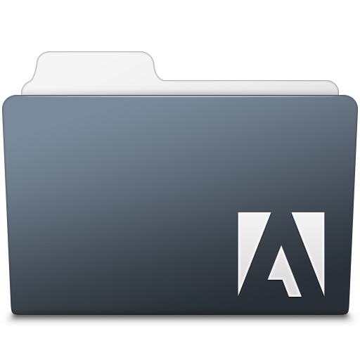 Adobe-Photoshop-Lightroom-Folder icon