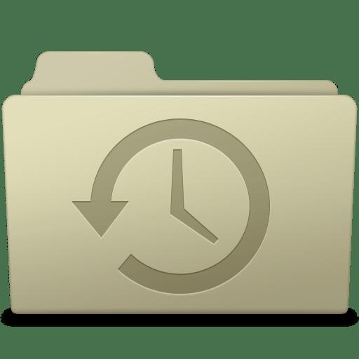 Backup-Folder-Ash icon