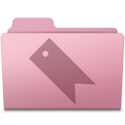 Favorites-Folder-Sakura icon
