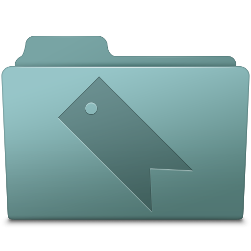 Favorites Folder Willow icon