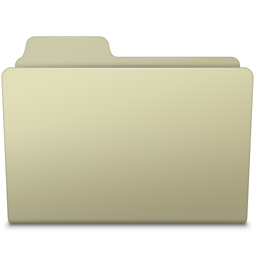 Generic-Folder-Ash icon