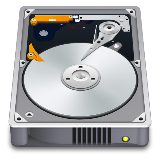 Internal Drive Open icon