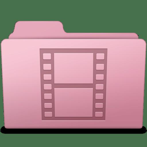 Movie-Folder-Sakura icon