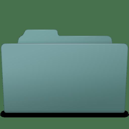Open Folder Willow icon