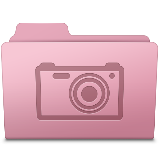 Pictures Folder Sakura icon