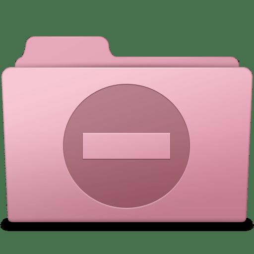 Private-Folder-Sakura icon