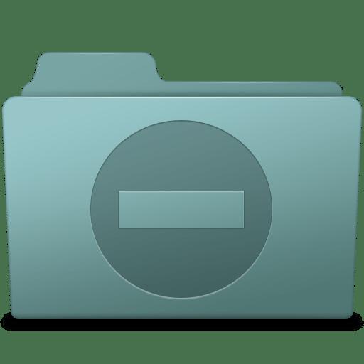 Private Folder Willow icon