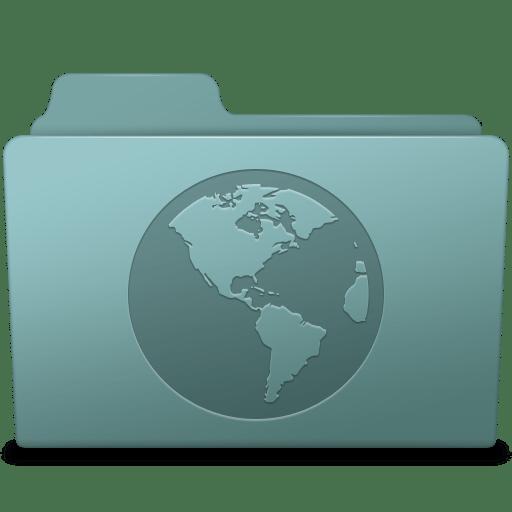 Sites Folder Willow icon