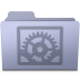 System-Preferences-Folder-Lavender icon