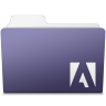 Adobe-After-Effects-Folder icon